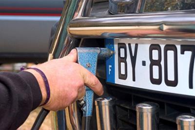 Mon véhicule va-t-il changer de numéro d'immatriculation ?
