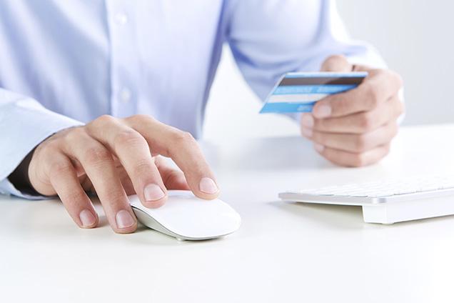 Finalisation de votre demande et paiement